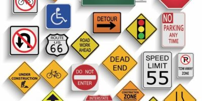 Warning and Regulatory Signs